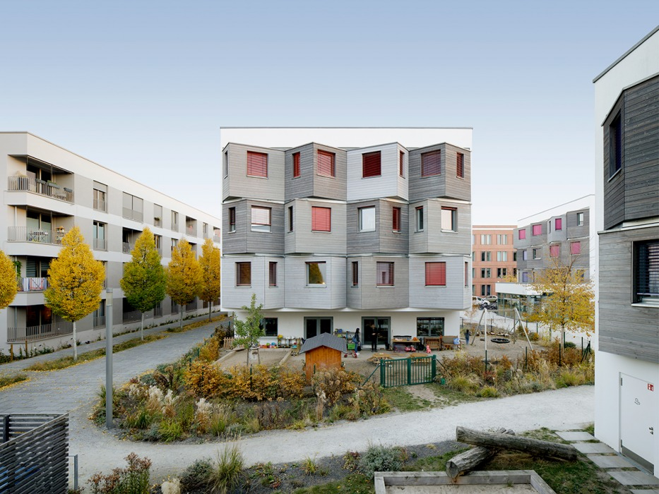 Studentendorf – Adlershof, Berlin.