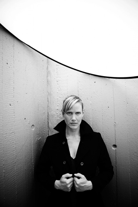 Anna Schudt – Berlin, 2012