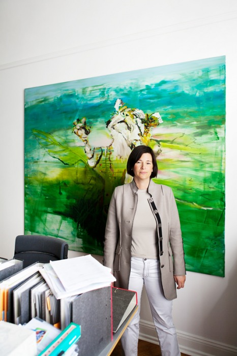 Sabine Schluck – Prokuristin