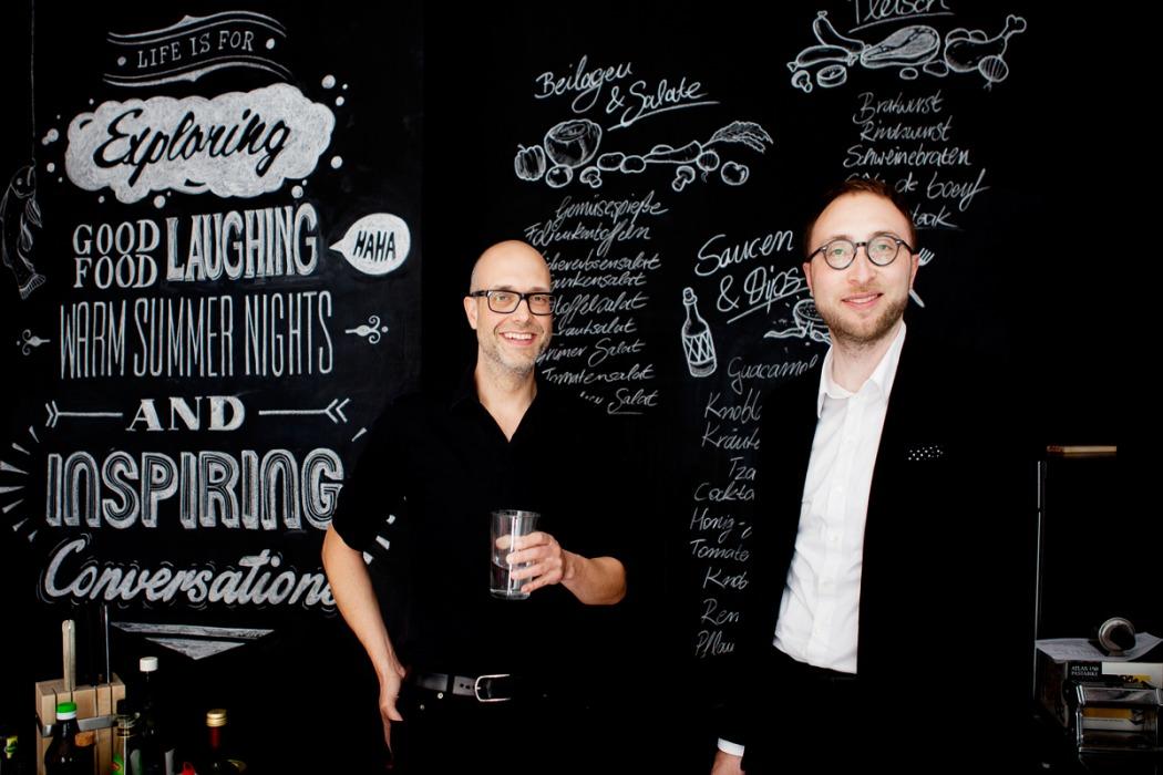Prof. Holger Schmidhuber & Martin Kunze